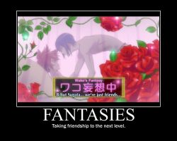 With Benefits by Faiga