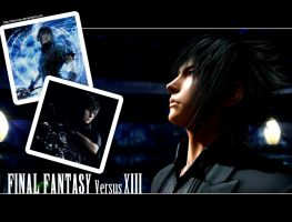 Final Fantasy Versus XIII by Feiuccia