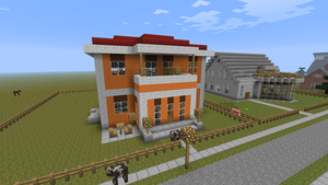 Mansion No2 beta by CuteAndy