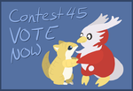 CONTEST 45 VOTE HERE by Cheru-Hime