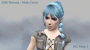 J206 Newsea Hair Male Coversion Download by ng9
