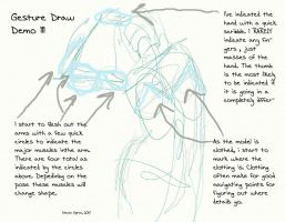 Gesture Drawing Pt.3 by StevenLipton