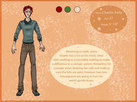 Charlie Character Sheet by Shauna-O-Connor