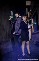 Psycho-Pass - Justice by Intricatia