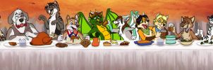 Thanksgiving by Greykitty