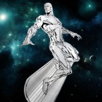 Silver Surfer by jmascia