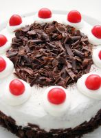 Black Forest Cake by macaron9