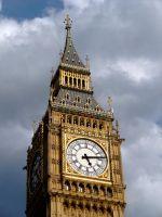 Big Ben, London, England by oliecannoligriffard