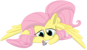 Fluttershy - Hey There by noctrl