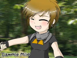 Happy Cammie by Caramelcat123