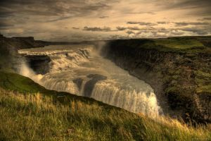 Great Waterfall HDR by Starwid