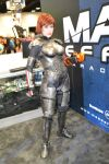 FemShep at San Diego Comic Con by Anime-Ray