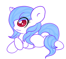 Prance Filly by LoreHoshiko