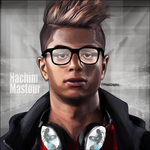 Hachim Mastour Milan Vector Work by PoseDesign