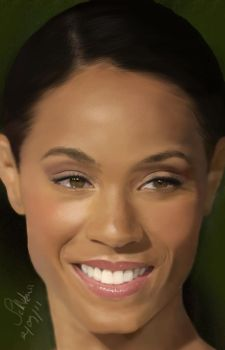 Jada Pinkett Smith by Cece4809