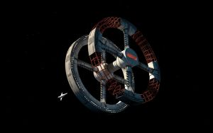 2001: A Space Odyssey by markAscott