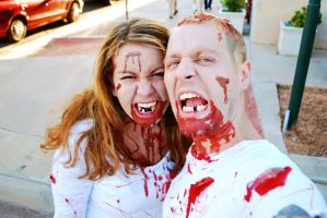ZOMBIE CRAWL by SublimeBudd
