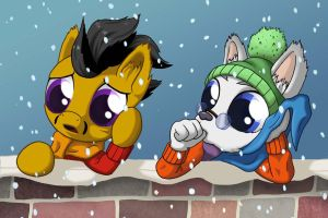 A Very Brony Hearth's Warming by Starbat
