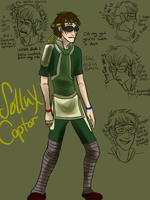 Avatarstuck au thingy Sollux reference by TwoArmageddons