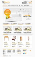 Shop with furniture by xwomen