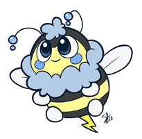 stormbee by stephastated