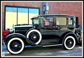 Restored 1930 Model A by StallionDesigns