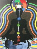 Chakra Flow by BababoCopyrights
