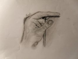 Hand by LucaHennig