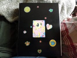 My Sketch Book by MonsoonWolf