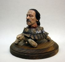 Tortuga painted by Switchum