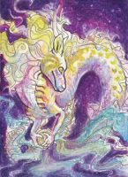 Syphellium ACEO by Amadoodles