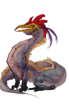 Original Creature by TottoHasumi