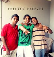 Friends Forever by malshan
