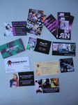 Business Cards by OtakuDude83