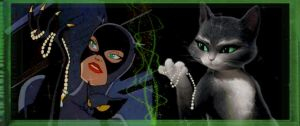 Catwoman/Kitty - Animal transformation by fannychichou