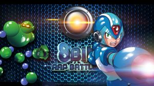 Megaman VS Vectorman by Py3rr