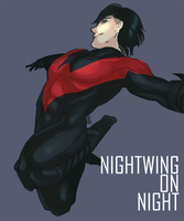 Nightwing, relaunch by Operapink