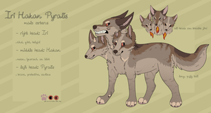 Cerberus for sale SOLD by fringedfox