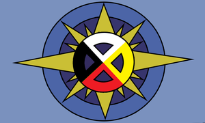 Adaptation Of SD Flag by Dick Termes by elCal
