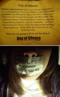 Day of Silence by Vivi-said-OMG