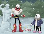 SANS YOU LAZYBONES! (AT) by Ethai