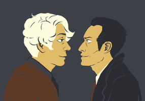 Good Omens by herefortheties