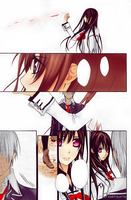 Colorize Vampire Knight Chapter 77 by fabyoletta