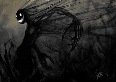 The Reaper by CaymArtworks