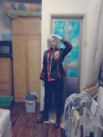 COSPLAY TESTER 2 ::Allen Walker:: by autome