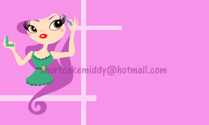 vector card by Shortcake-Middy