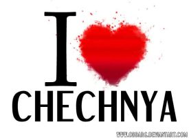 i love chechnya by AbedArslan86