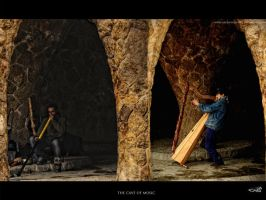 Cave of music by archonGX