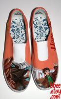 Harry Potter Shoes by BBEEshoes