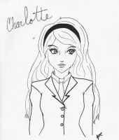 Charlotte Yearing by Emerald-tiger12